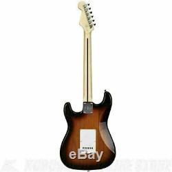 Sx Guitars Sgo / Alder / H / 3ts Nouveau Modèle Stratocaster Sunburst Withaccessory Set