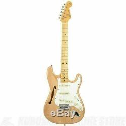 Sx Guitars Sgo / Ash / H Sgo / Alder / H New Stratocaster Thinline Modèle Withaccessory Set