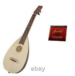Tenor Baroq-ulele Lute Guitare Variante Ukulele + Ensemble De Cordes