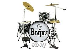 The Beatles Miniature Guitars And Drum Mega Set