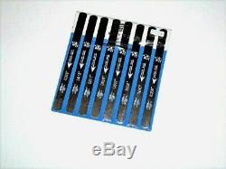 Uo-chikyu Calibré Fichier Nut Pour Guitare 8pc / Set 2501 10 50 Vwws