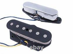 Véritable Fender Deluxe Drive Tele/telecaster Guitar Pickups Set 099-2223-000