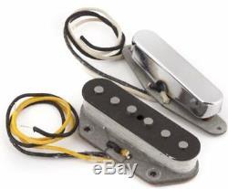 Véritable Fender Telecaster Pur Vintage'64 / Tele Guitar Set De Ramassage 099-2234-000