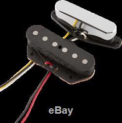 Véritable Fender Telecaster Yosemite / Tele Guitar Set De Ramassage, 099-2278-000