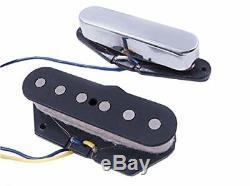 Véritable Lecteur Fender Deluxe Tele / Telecaster Set Guitare Micros 099-2223-000