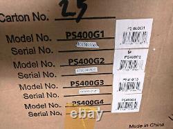 Washburn Kiss Paul Stanley Limited Edition Ensemble De 4 Guitares Ps400, Sealed Box